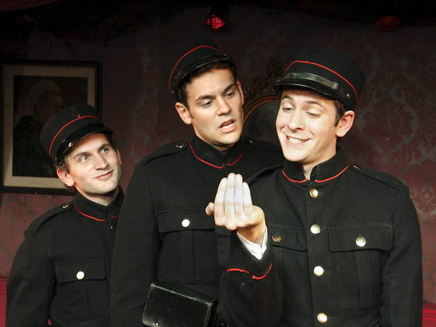 Cleveland Street the Musical