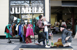New Gallery Jumble Sale