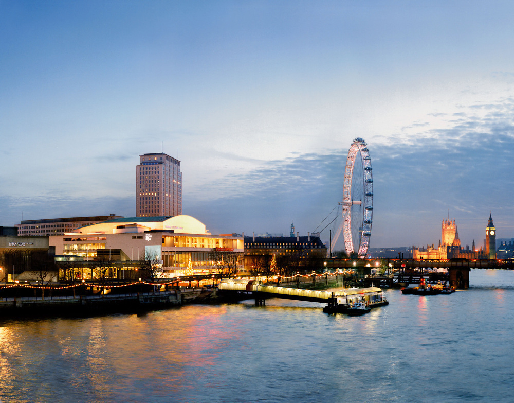 Spend a day on the South Bank