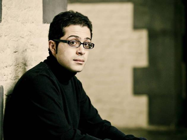 Chamber Prom 1: Esfahani plays Bach's Goldberg Variations