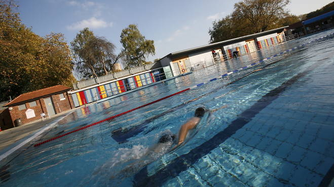 London's best outdoor pools
