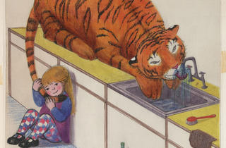 The Tiger Who Came to Tea Half Term Events