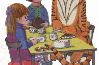 Judith Kerr exhibition - illustration (c) Judith Kerr.jpg