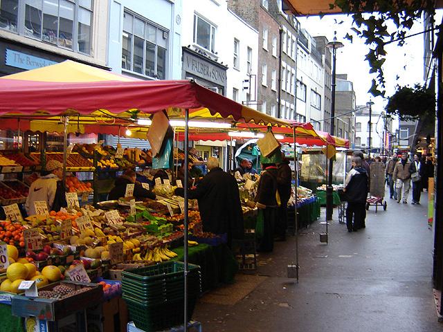 Berwick Street Market