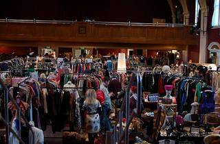 Anita's Vintage Fashion Fairs