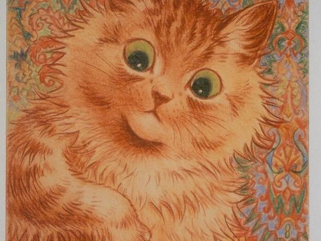 Communicating Through Cats: The Art and Mind of Louis Wain
