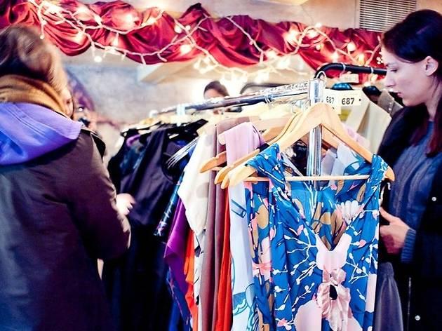 My Fashion Secret Pop-Up Shop