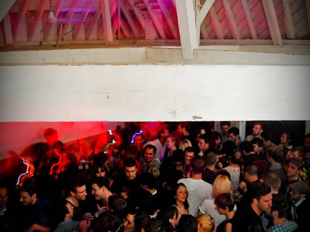 Electric Minds Loft Party