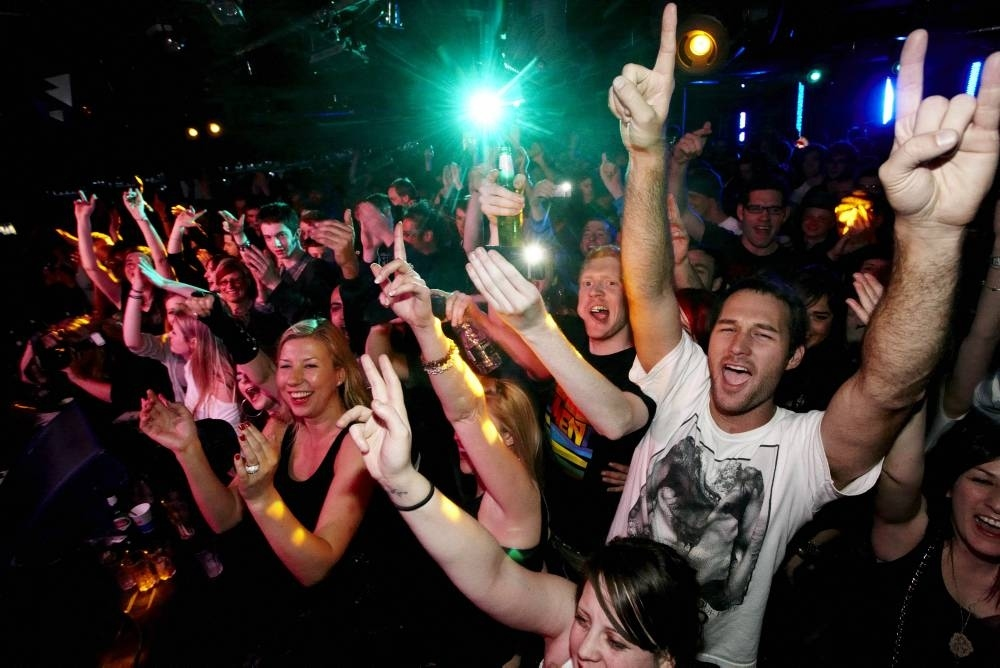 Best Clubs To Let off Up In London