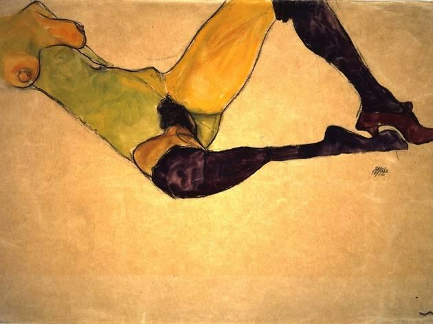 Egon Schiele: Women