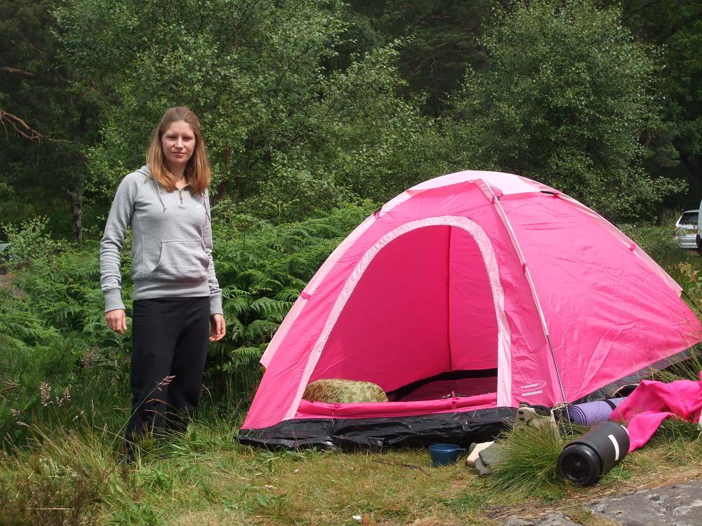 the art of camping de abaitua matthew