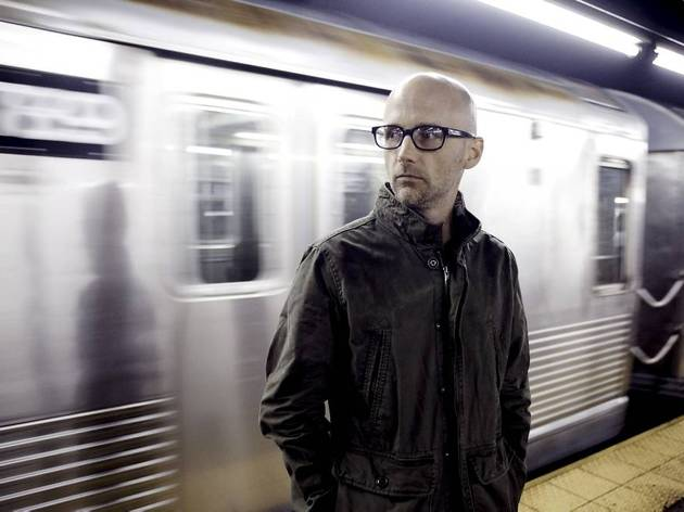 Moby + Silver Apples