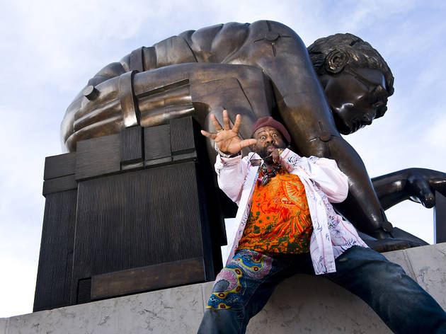 Space Children: George Clinton and Nona Hendryx | in London