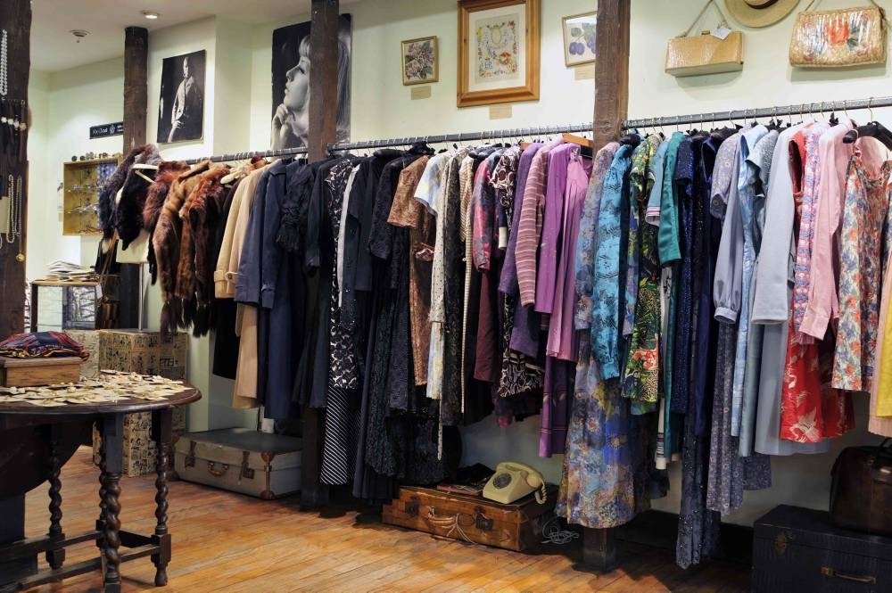 Londons Best Thrift Stores Shopping Time Out London