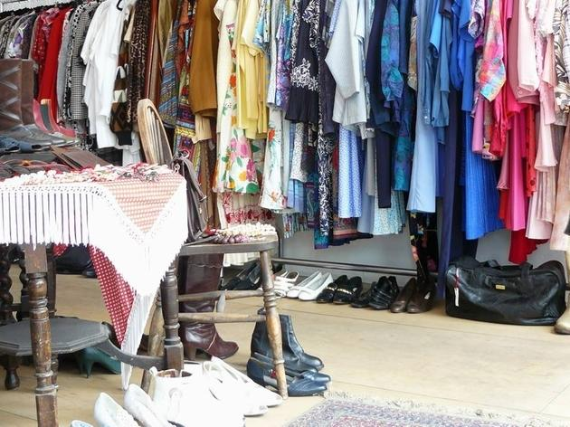 London's Best Thrift Stores | 9 London Thrift Shops For Second-Hand Gems