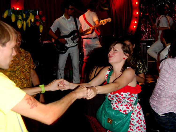 Valentine's Day parties in London