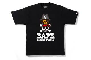 BAPE Pirate Store