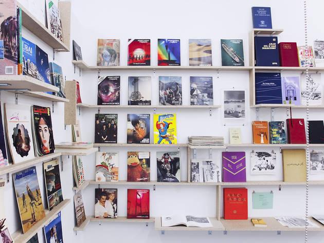 Shubbak Festival: The Bidoun Library in Residence