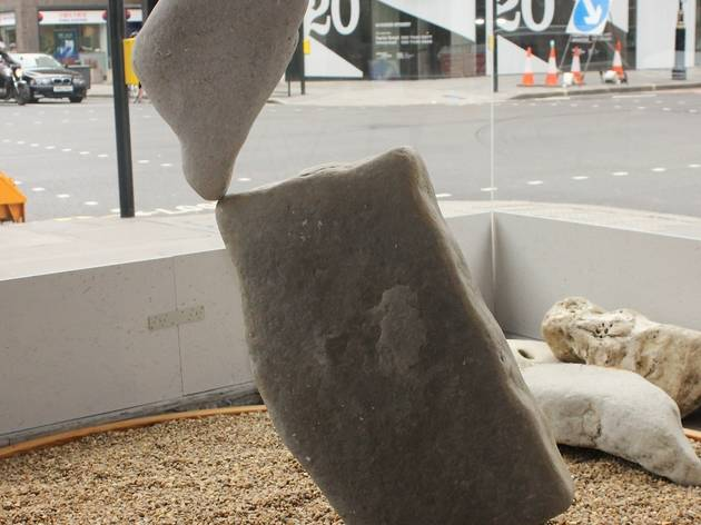 Adrian Gray: Stone Balancer