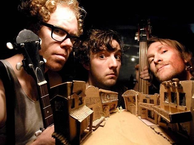 The Suitcase Royale – The Ballad of Backbone Joe