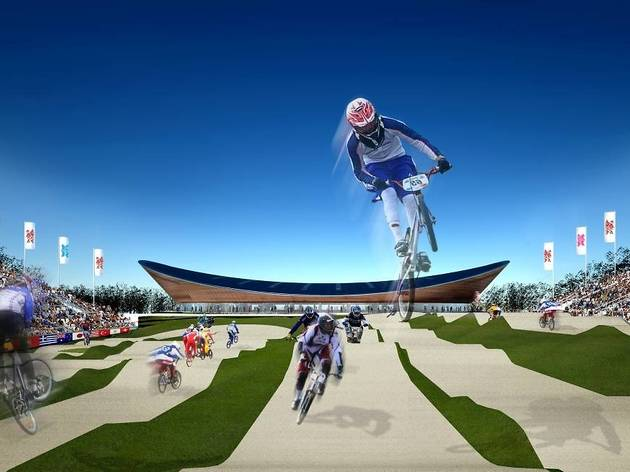 Olympic Park BMX Circuit