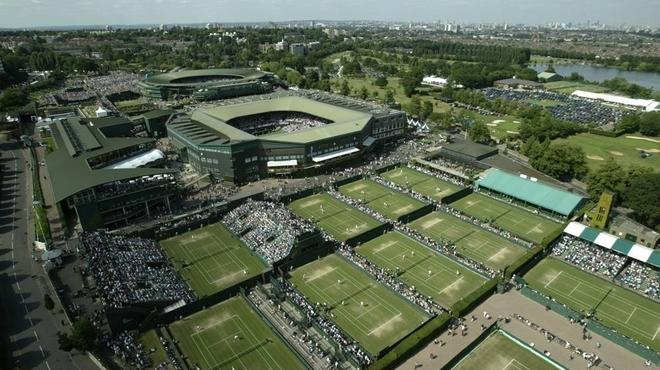 Events in Wimbledon