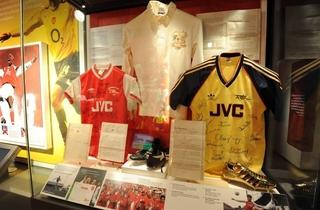 Arsenal Museum and Stadium Tour