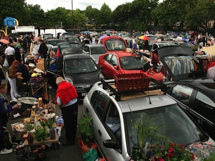Battersea Car Boot Sale