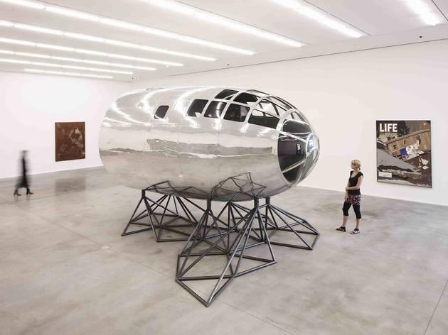 lower res Installation View, Matthew Day Jackson, Hauser&Wirth 2011 (.jpg