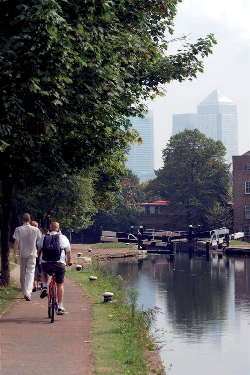 Walk the Regent's Canal