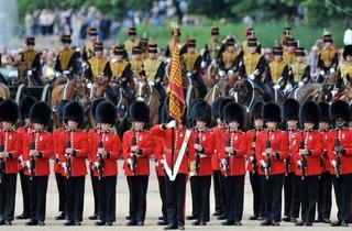 Trooping the Colour: The Queen's Birthday Parade | Things to