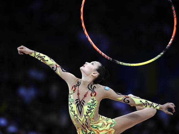 Gymnastics (Photograph: © Getty Images)