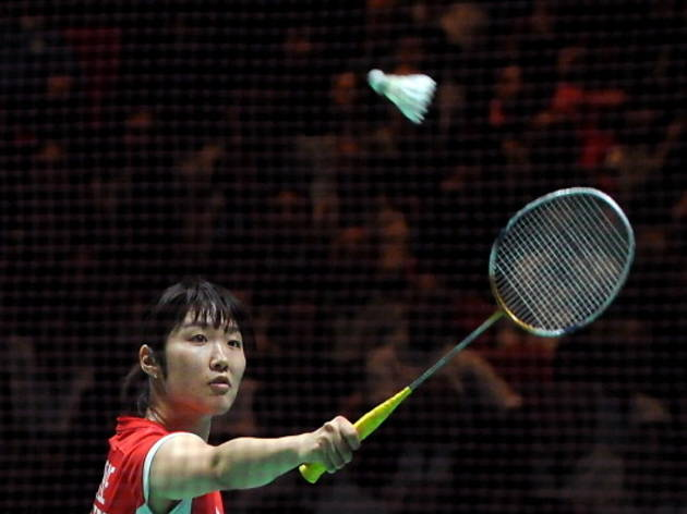 Badminton (Photograph: © Getty Images)