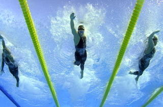 Individual medley (swimming) (Photograph: © Getty Images)