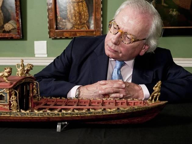 Royal River: Royal Ritual and the Thames with David Starkey