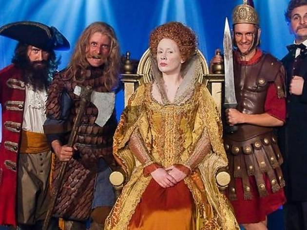 Horrible Histories: Free Family Prom
