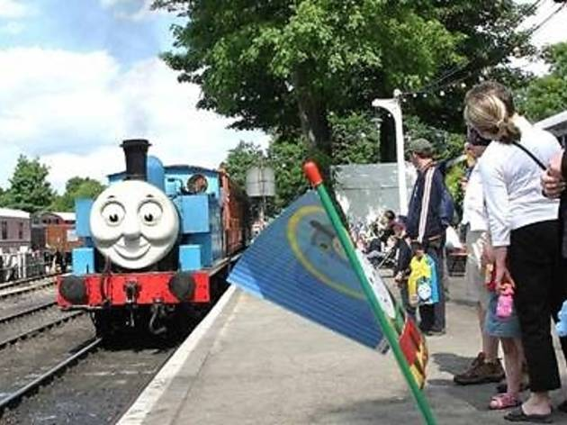 Fun Day Out with Thomas at the Kent and East Sussex Railway