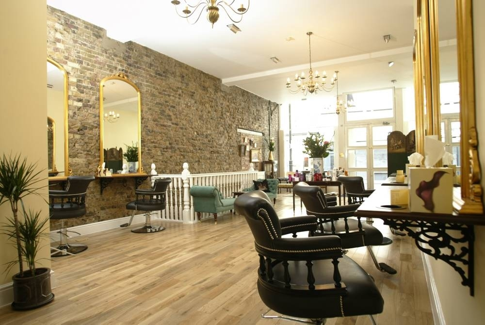 London 39 s best hairdressers best hair salons and barbers - Nail salons in london ...