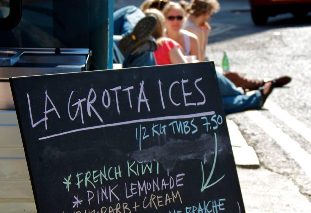 La Grotta Ices