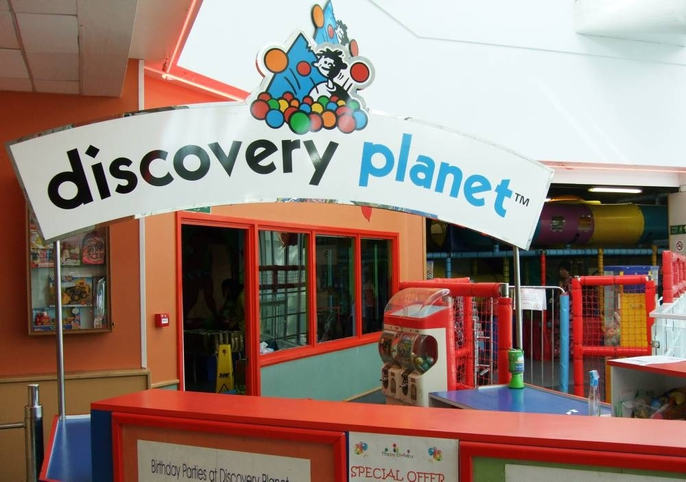 Discovery Planet