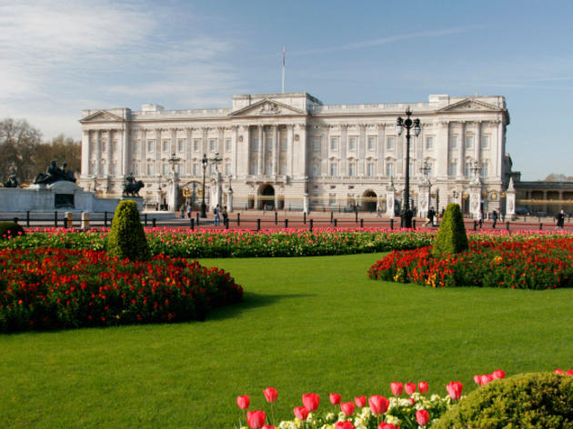 Buckingham Palace Summer Opening 2012