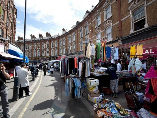 Brixton area guide