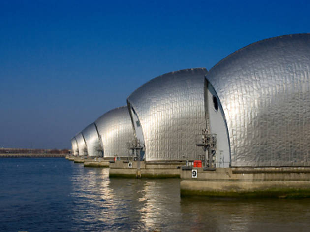 Thames Barrier Information Centre