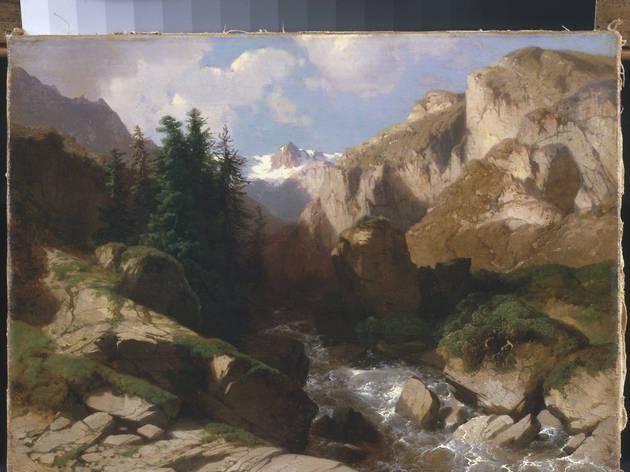 Forests, Rocks, Torrents