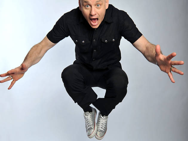 Terry Alderton – Season 4?
