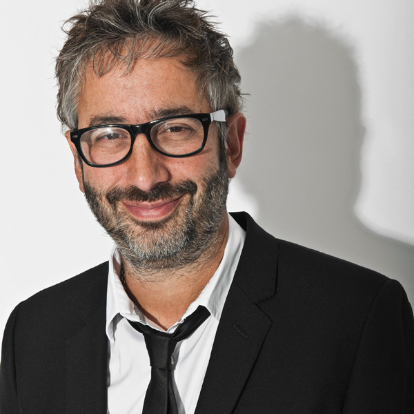 David Baddiel – Work-in-Progress