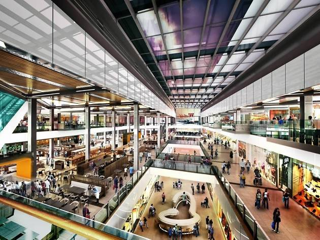 The ten best London shopping centres
