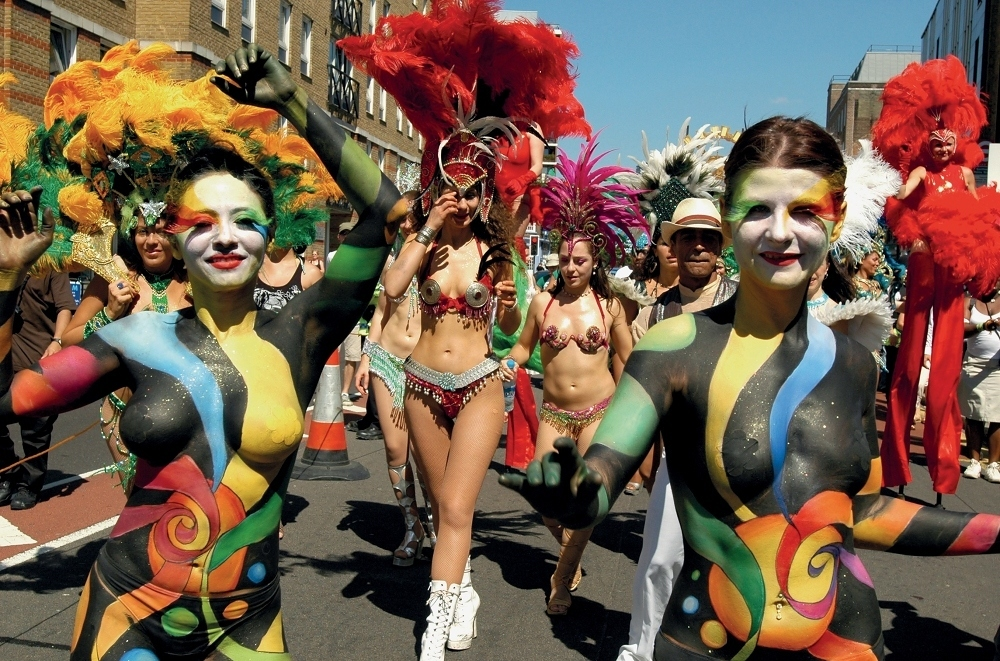 Attend Notting Hill Carnival