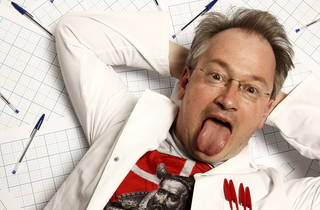 Robin Ince – Happiness Through Science
