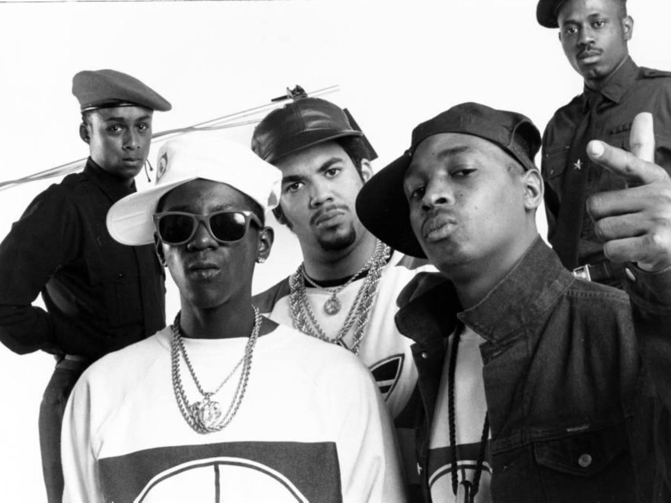 4. Public Enemy – 'Fight the Power' (1989)